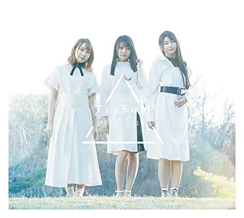 TryAgain (初回生産限定盤) (CD+Blu‐ray) (特典なし)
