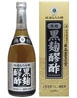 ヘリオス酒造 琉球もろみ酢 黒麹醪酢(無糖)720ml×12本セット