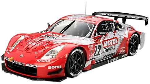 1/24 スポーツカー モチュール ピットワークZ (完成品) 21037