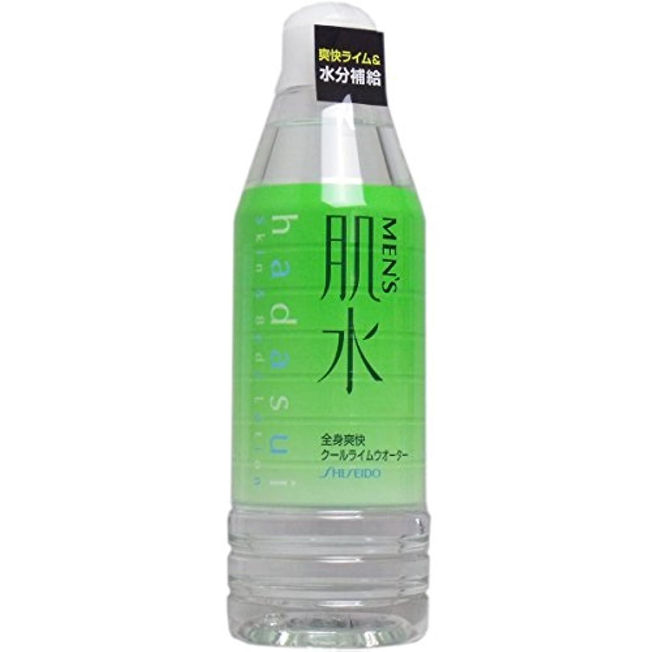 混乱自動的にトチの実の木メンズ肌水 ボトルタイプ 400ml