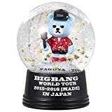 BIGBANG WORLD TOUR 2015~2016 [MADE] IN JAPANグッズ KRUNK X BIGBANG スノードーム