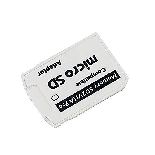 Esimenバージョン5.0高速ロードカードアダプタfor PSVitaゲームカードマイクロSD /...