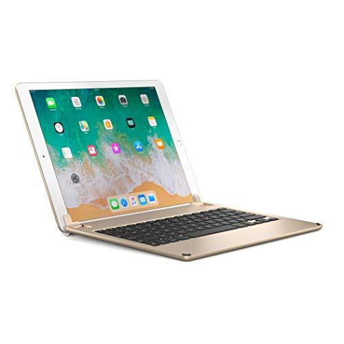 BRYDGE iPad Pro対応 12.9インチ用ハードケース一体型Bluetoothキーボード ゴールド BRY6003