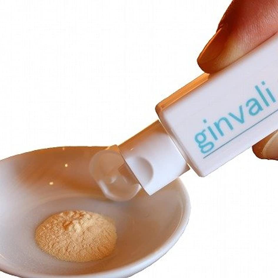 極小血期待するジンバリ|タブつきをひきしめる歯周ケア|オーバルゲンPG