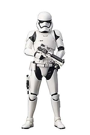 コトブキヤ ARTFX+ STAR WARS ファースト・オーダー ストームトルーパー シングルパック 1/10スケール PVC製 塗装済み簡易組立フィギュア