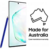 Samsung Galaxy Note10+ Smartphone with S Pen, Aura Glow