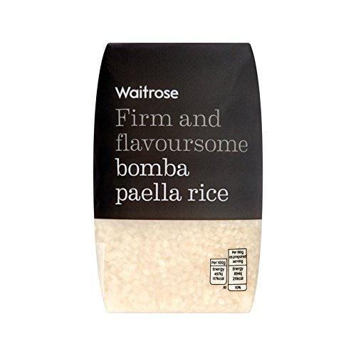米ボンバパエリアの500グラム (Waitrose) - Rice Bomba Paella Waitrose 500g