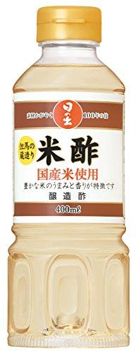 キング醸造 日の出寿 米酢 400ml×4本