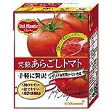 キッコーマン 完熟あらごしトマト 388g紙パック×12個入×(2ケース)