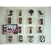 ゆめにっき ぷっくり ゆめシール コレクション 全5種 ゲーム全5種 1 キャラA・B・C 2 キャラD・E・F 3 キャ