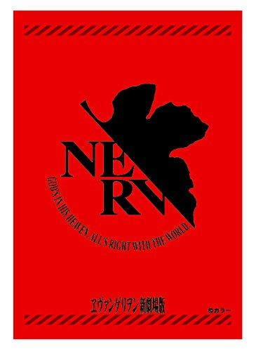 ブロッコリーキャラクタースリーブ・ミニ ヱヴァンゲリヲン新劇場版「NERV」