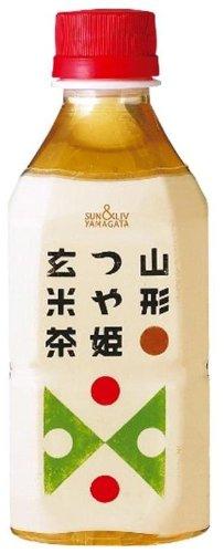 つや姫玄米茶 ペット 250mlx24本