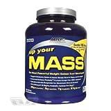 アップユアマス ウェイトゲイナー (MHP Up Your Mass) 2.27Kg チョコファッジブラウニー