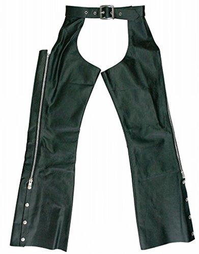 モトフィールド(MOTO FIELD) バッファローチャップス ウインター ブラック S MF-LP57W