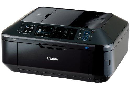 Canon インクジェット複合機 PIXUS MX883 5色W黒インク 自動両面対応ADF搭載 FAX付 前面給紙カセット 有線・無線LAN搭載 多機能ビジネスモデル