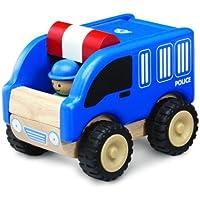Wonderworld Mini Police Car [並行輸入品]