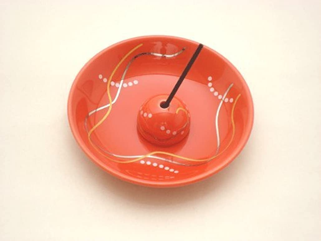 落胆させる新しい意味セラフ【香立て】 おしゃれな香皿 「華かんざし 薄紅」