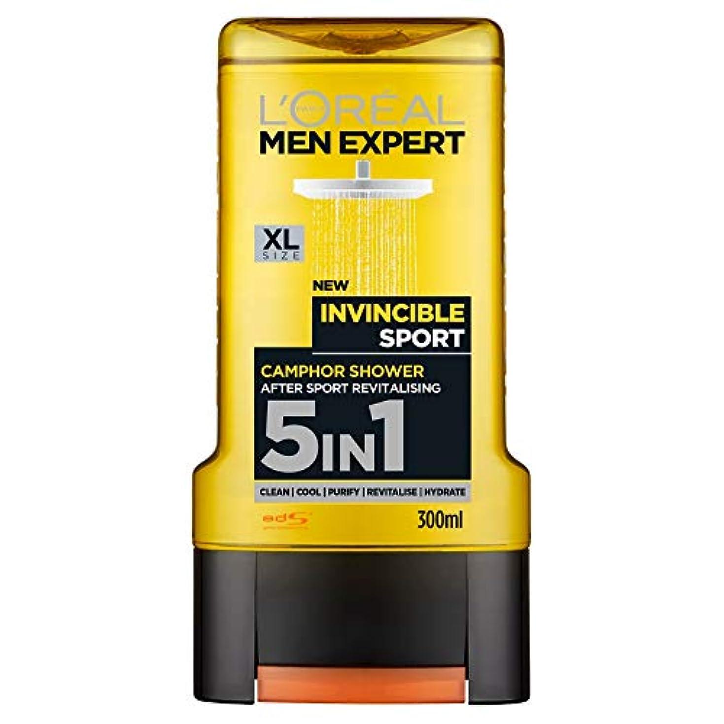 充実満了割り当てますロレアル Men Expert Shower Gel - Total Clean (For Body, Face, Hair, Shaving & Moisturizing) 300ml/10.1oz並行輸入品