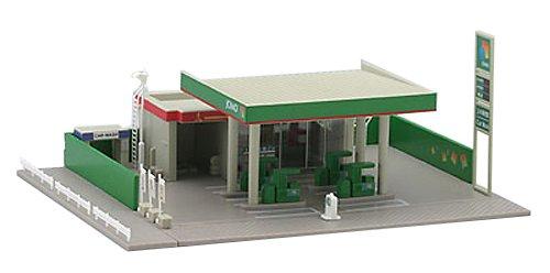TOMIX Nゲージ 4065 ガソリンスタンド (JOMO)
