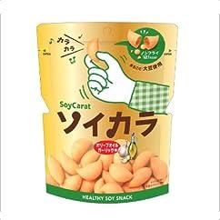 ソイカラ オリーブオイルガーリック味 27g×6袋