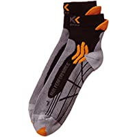 Sidas Run Performance Chaussettes Homme Noir FR : 42-44 (Taille Fabricant : 3)