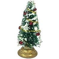 ドールハウスミニチュア装飾クリスマスツリーによって国際ミニチュア
