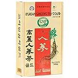 高麗人参茶(木箱)100包 韓国食品 韓国茶 高麗人参茶
