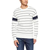 Lacoste Men's Milano Stripe Jumper