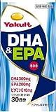 ヤクルト DHA&EPA 150粒