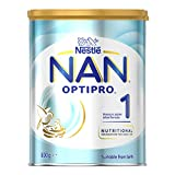 NAN OPTIPRO 1 is a premium starter infant formula that is specially designed to help ensure your formula fed infant receives balanced, high quality nutrition. NAN OPTIPRO 1 is nutritionally complete for healthy infants from birth. For hygiene...