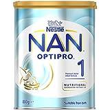 NESTLE NAN OPTIPRO 1, Starter 0-6 Months Baby Formula Powder – 800g