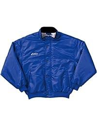 アシックス ウォーマージャケット OWW702 ブルー O