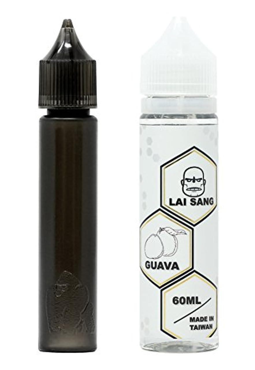 ささいなドラマカート[セット品] GUAVA 60ml 【LAI SANG/レイ サング】 グアバ 電子タバコ リキッド (グアバ風味) 正規品 2点セット