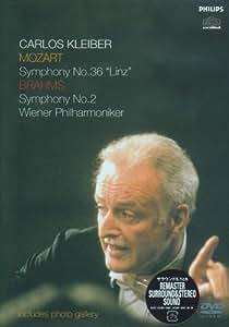 モーツァルト:交響曲第36番ハ長調 K.425《リンツ》 [DVD]