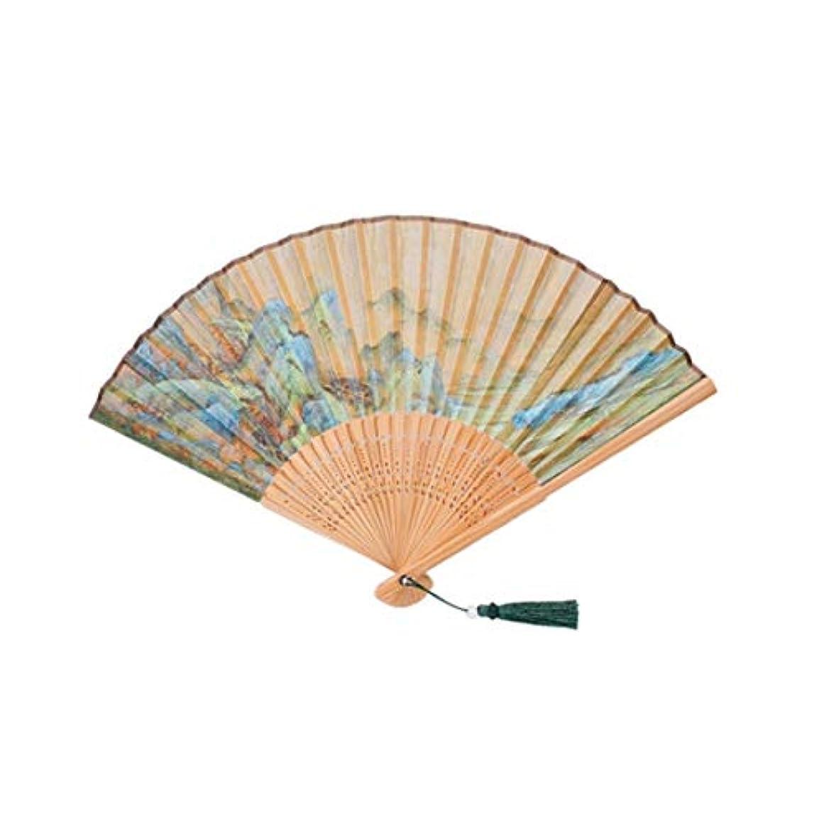 シャイしたいフラフープKATH アート扇子、ファン、中国のギフト、扇子