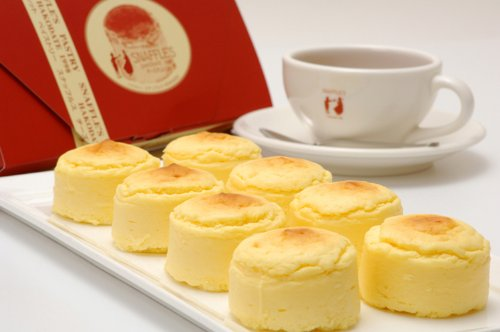 ペイストリースナッフルス チーズオムレット (8個入) チーズケーキ