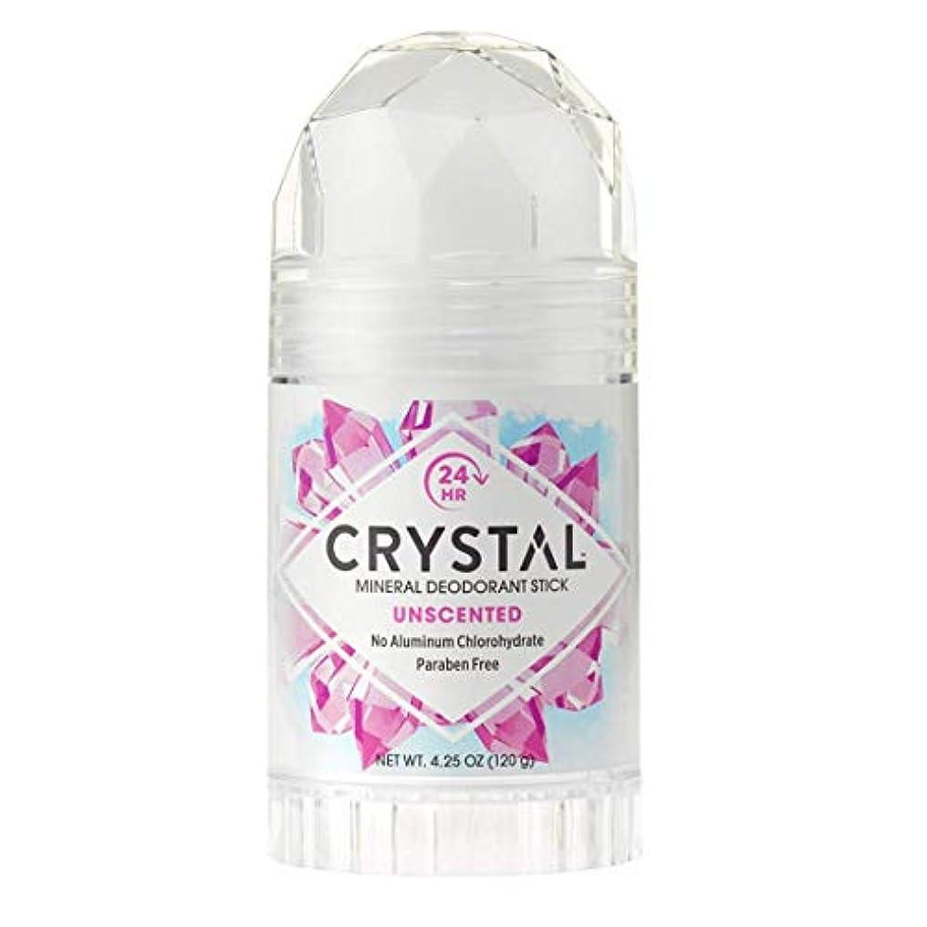 素晴らしいですリスナー湾Crystal Deodorant Stick Twist-Up 126 ml (並行輸入品)