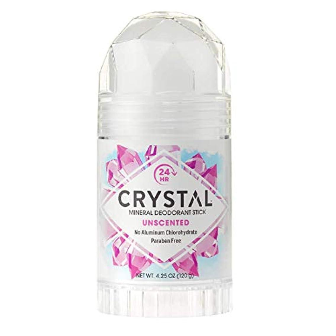 シャーロックホームズ繕う漏れCrystal Deodorant Stick Twist-Up 126 ml (並行輸入品)