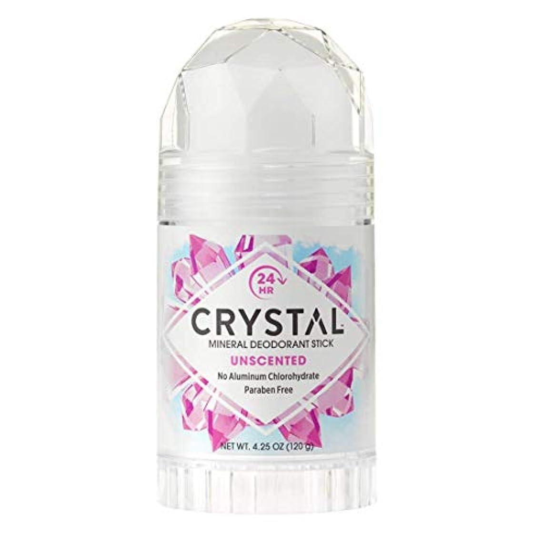 認可破産領域Crystal Deodorant Stick Twist-Up 126 ml (並行輸入品)