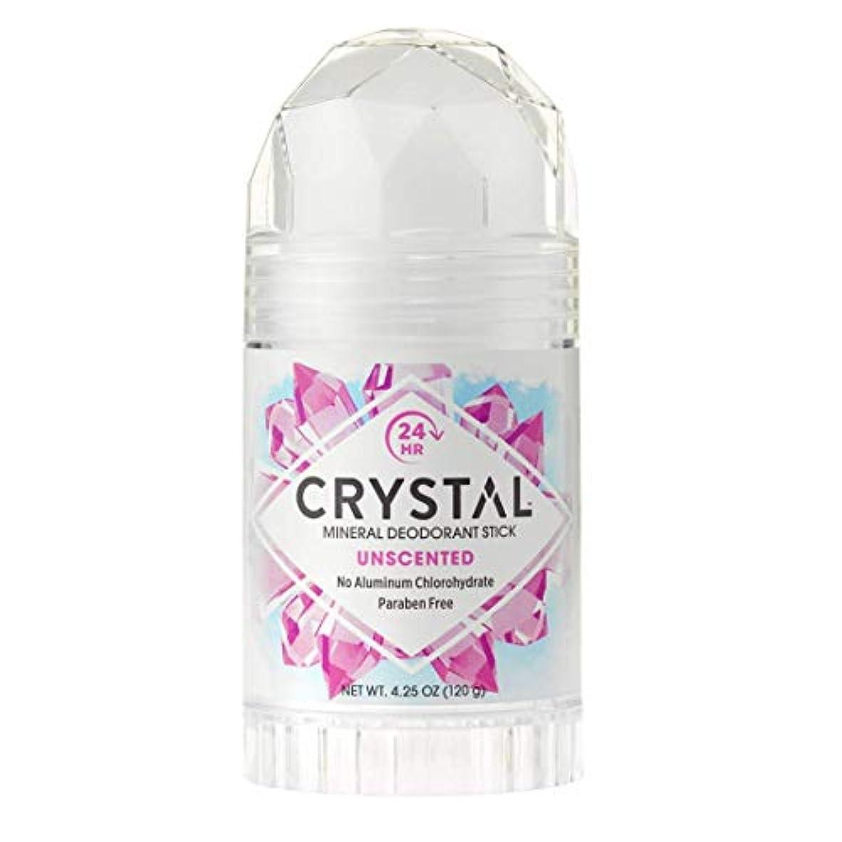 恥ずかしさ漏れ強化するCrystal Deodorant Stick Twist-Up 126 ml (並行輸入品)