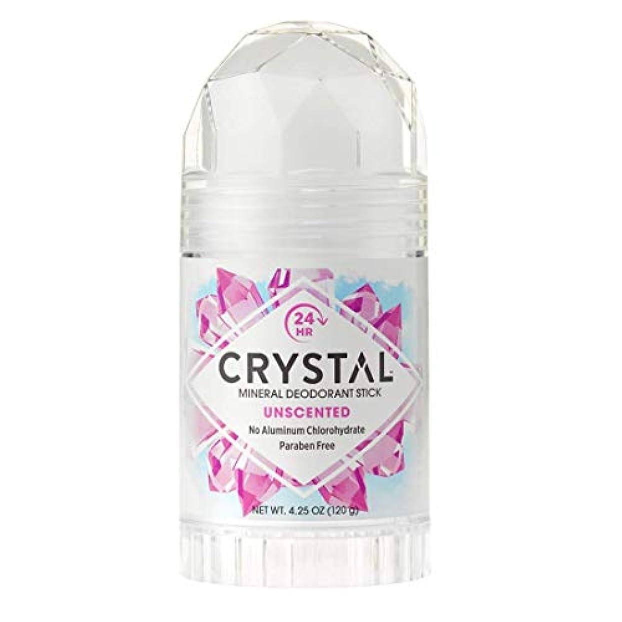 Crystal Deodorant Stick Twist-Up 126 ml (並行輸入品)