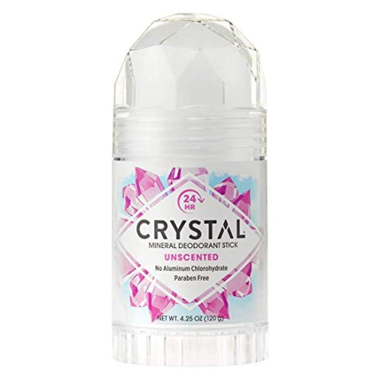 四分円前奏曲優れたCrystal Deodorant Stick Twist-Up 126 ml (並行輸入品)