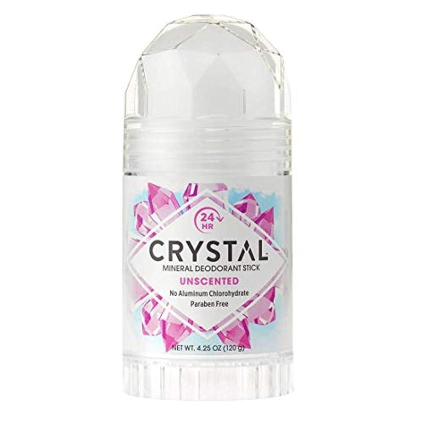 メリー離すクリスマスCrystal Deodorant Stick Twist-Up 126 ml (並行輸入品)