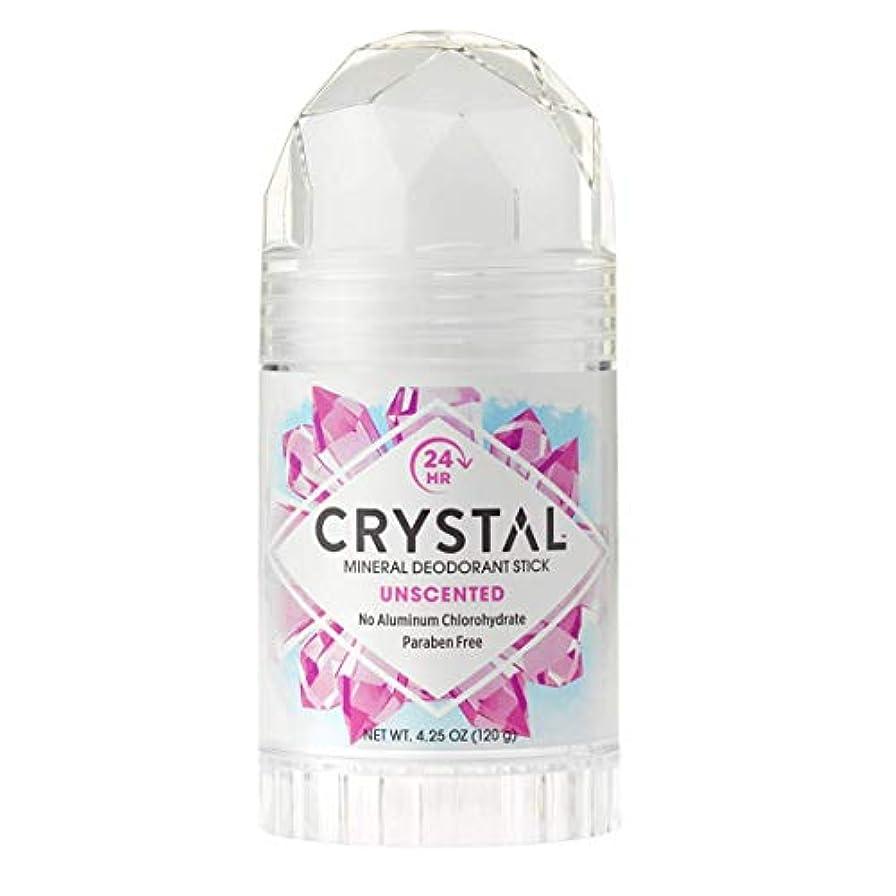 コウモリ堂々たる動機付けるCrystal Deodorant Stick Twist-Up 126 ml (並行輸入品)