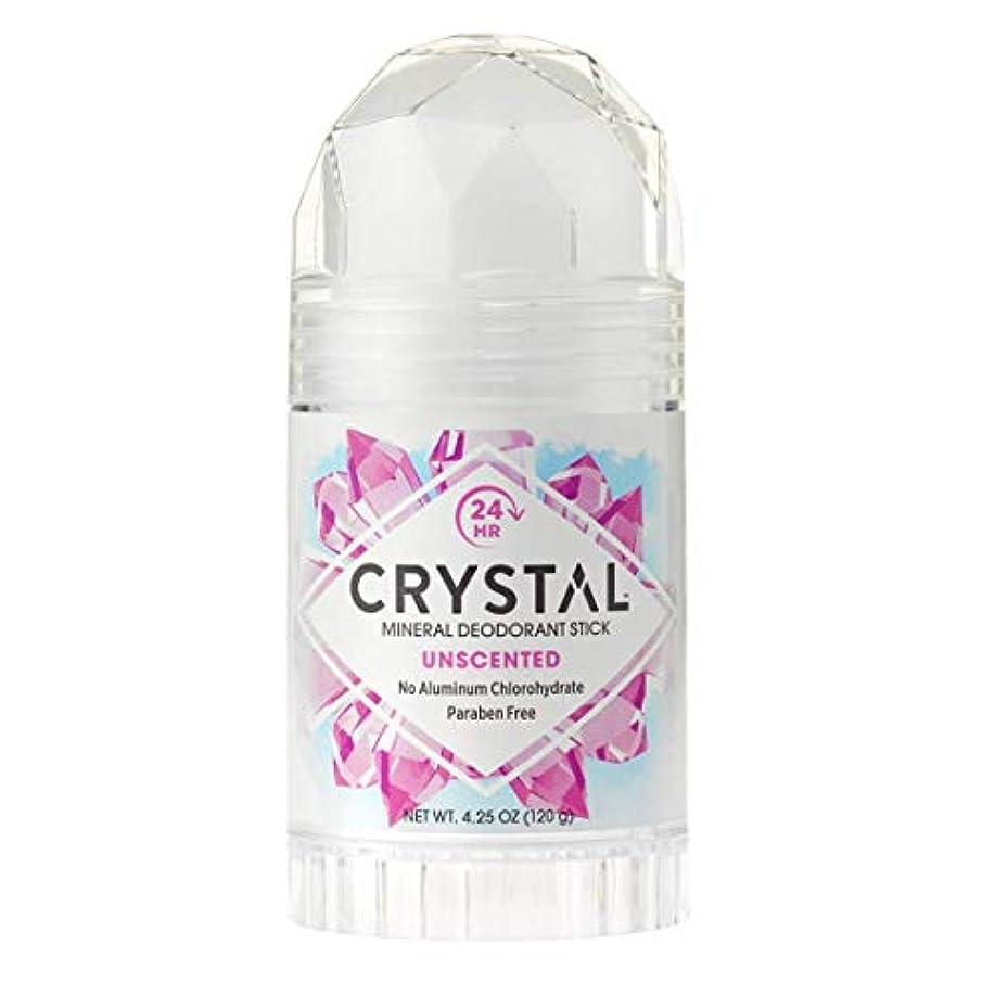 原始的な留まる裕福なCrystal Deodorant Stick Twist-Up 126 ml (並行輸入品)