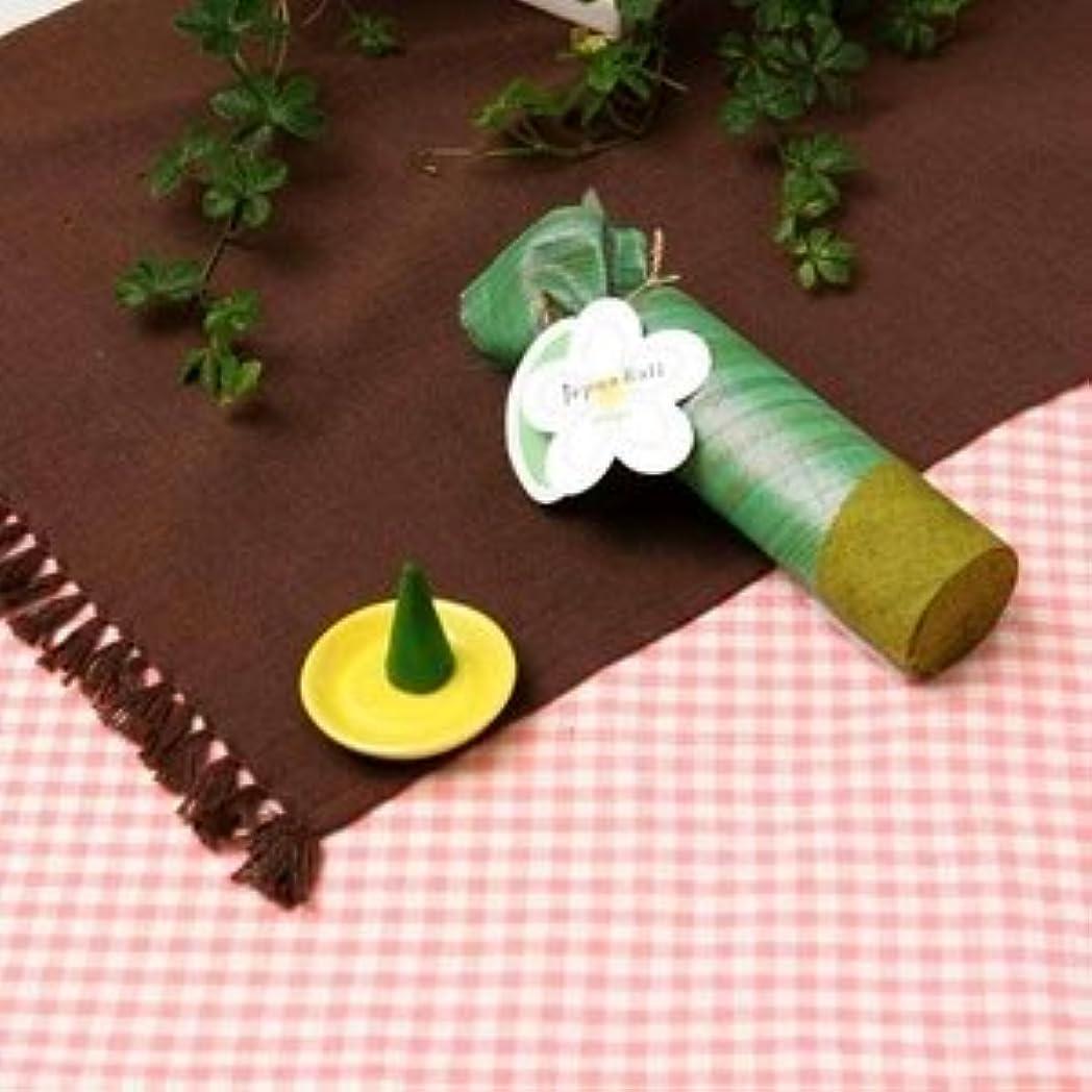 飾るフランクワースリーテンポお香 【Jupen Bari】ジュプンバリ コーンタイプ10個入り (マンゴー)