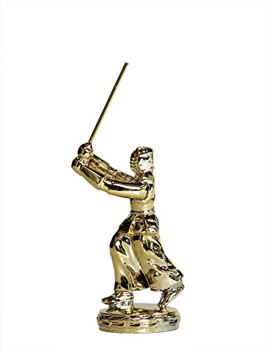 [해외]WORLD EAGLE (월드 이글) 트로피 인형 (SS 치수) 검도 110mm/WORLD EAGLE (World Eagle) Trophy Doll (SS Dimension) Kendo 110 mm
