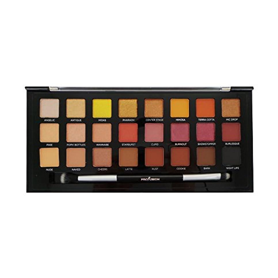 卵スプレー病弱PROFUSION Glitter & Glam 24 Eyeshadow Palette (並行輸入品)