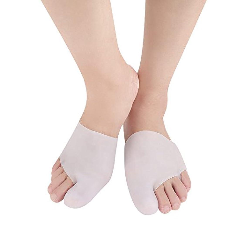 証明書記念日心から5ペアSEBS腱膜矯正つま先セパレーター補正外反母趾足のケアツール