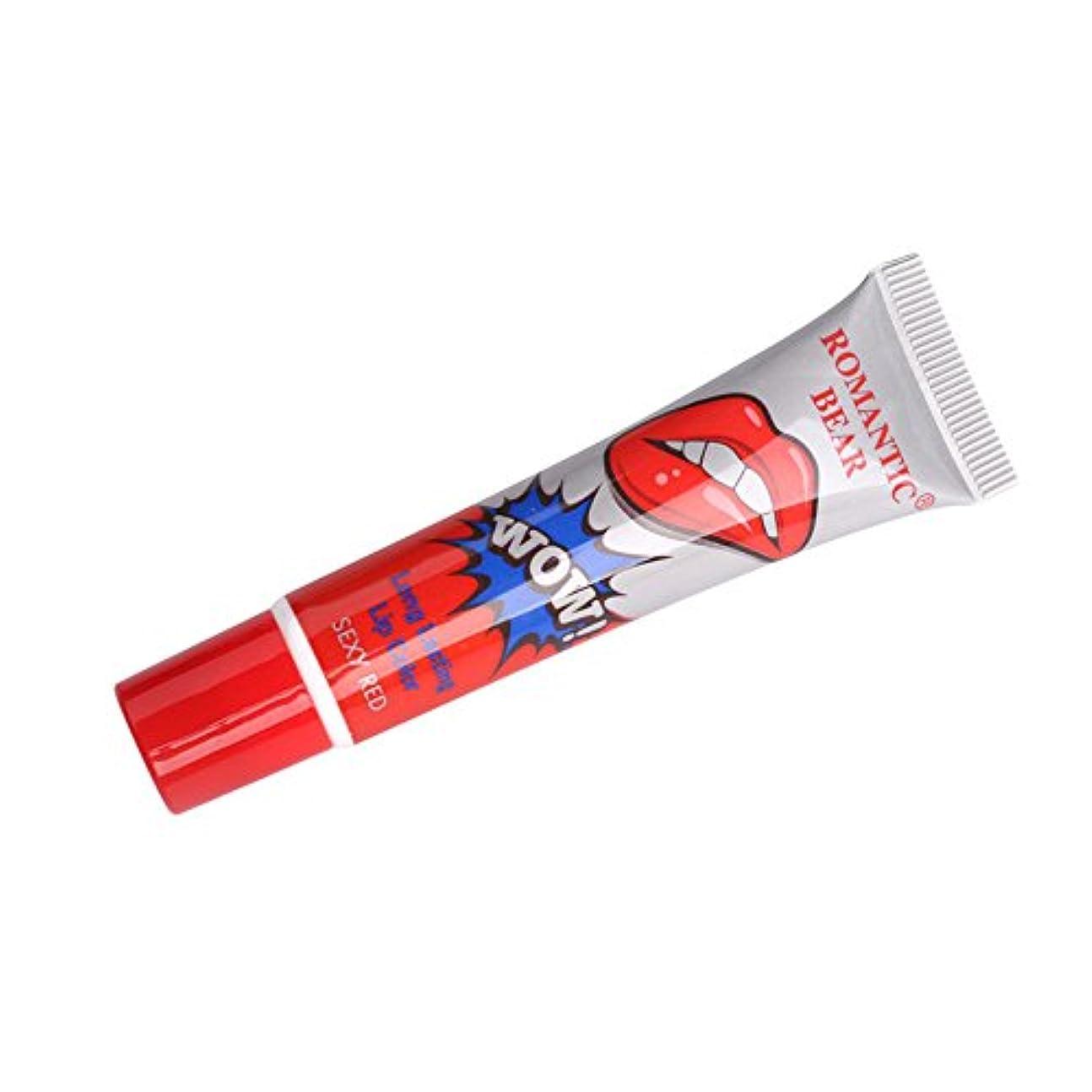 ビューティー 口紅 Jopinica 引き裂き型 リップグロス Romantic Bear 女性たち 防水 ガールズ 多色 化粧唇 持ち運び便利 光沢 自然立体 ナチュラル 鮮やかな発色 透明 キラキラ キャンメイク暖色系